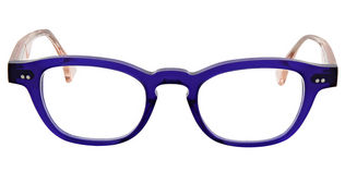 Anne&valentin Minidoo size 42 Violet Blue and pink Clear Demo Lens